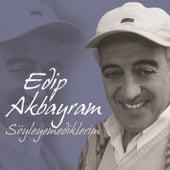 Söyleyemediklerim by Edip Akbayram