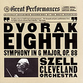 Dvorák:  Symphony No. 8 by George Szell