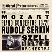 Mozart: Piano Concertos No. 19 & 20 by George Szell