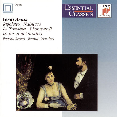 Play & Download Essential Classics IX Verdi: Arias by Various Artists | Napster