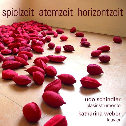 Spielzeit Atemzeit Horizontzeit by Katharina Weber