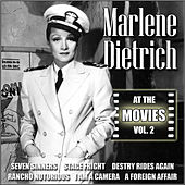 Play & Download At the Movies, Vol. 2 by Marlene Dietrich | Napster