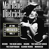 Play & Download At the Movies, Vol. 1 by Marlene Dietrich | Napster