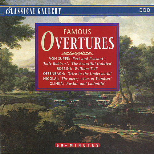 Famous Overtures by New York Philharmonic