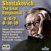 Play & Download Shostakovich: The Great Symphonies by Various Artists | Napster