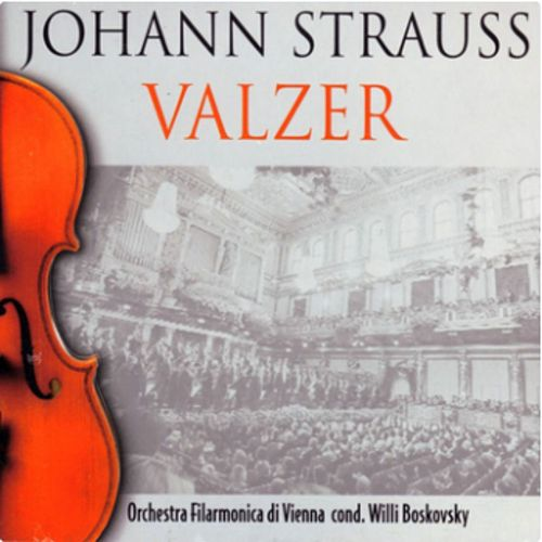 Valzer by Johann Strauss, Jr.