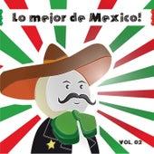 Lo Mejor de México, Vol. 2 by Various Artists