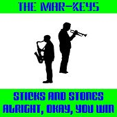 Play & Download Sticks and Stones by The Mar-Keys | Napster