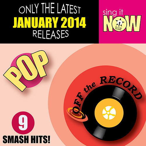 Jan 2014 Pop Smash Hits by Off the Record
