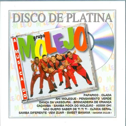 Disco de Platina de Grupo Molejo