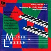 Rachmaninoff, Rosenberg, Huber, Benary, Mäder, Eichenwald, Ammann & Brennan: Musik in Luzern by Various Artists