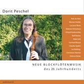 Neue Blockflötenmusik des 20. Jahrhunderts by Dorit Peschel