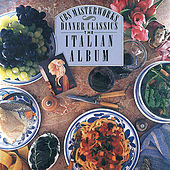 Play & Download The Italian Album by Various Artists | Napster