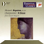 Play & Download Mozart: Requiem, K. 626;  Charpentier: Te Deum by Jean-Claude Malgoire | Napster