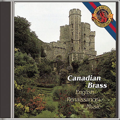 Play & Download English Renaissance Music by Canadian Brass | Napster