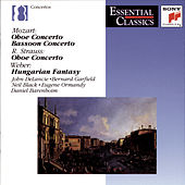 Play & Download Mozart/Strauss/Weber: Oboe Concertos; Bassoon Concerto; Andante e Rondo by Various Artists | Napster