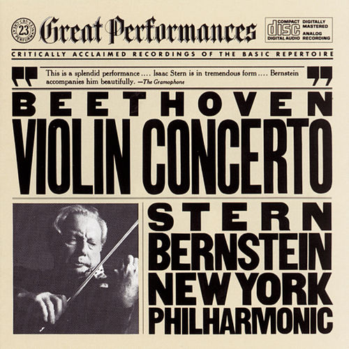 Play & Download Beethoven: Concerto In D Major for Violin and Orchestra, Op. 61 by New York Philharmonic | Napster