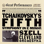 Tchaikovsky:  Symphony No. 5 in E minor, Op. 64 by George Szell