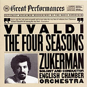 Play & Download Vivaldi: The Four Seasons by English Chamber Orchestra | Napster