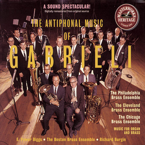 Play & Download The Antiphonal Music of Gabrieli & Frescobaldi by Various Artists | Napster