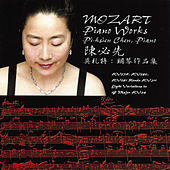 Mozart Piano Works by Pi-hsien Chen