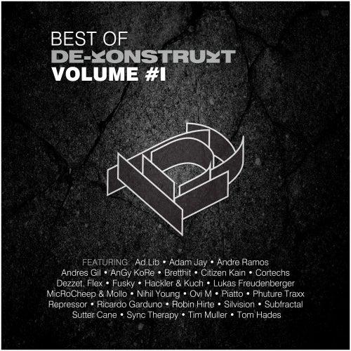 The Best Of De-Konstrukt Vol.1 - EP by Various Artists