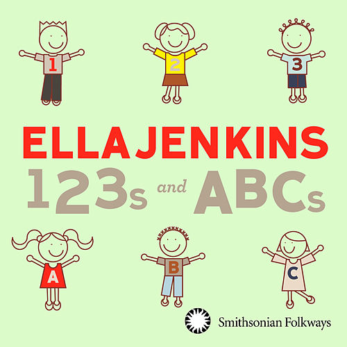 Play & Download 123s and ABCs by Ella Jenkins | Napster