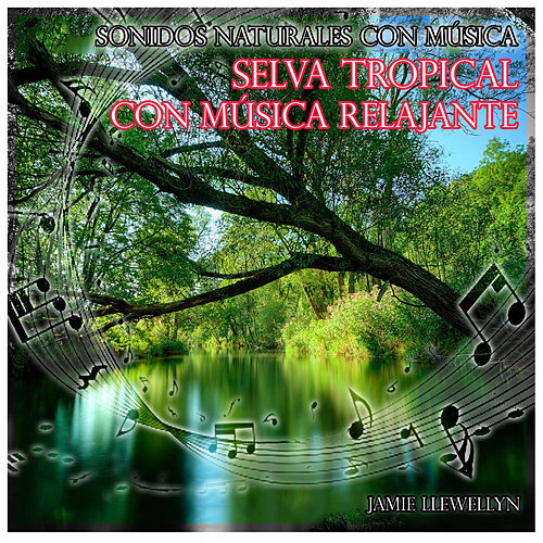 Play & Download Sonidos Naturales Con Música: Selva Tropical Con Música Relajante by Jamie Llewellyn | Napster