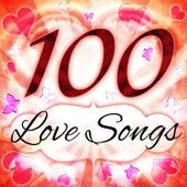 100 Love Songs von Various Artists
