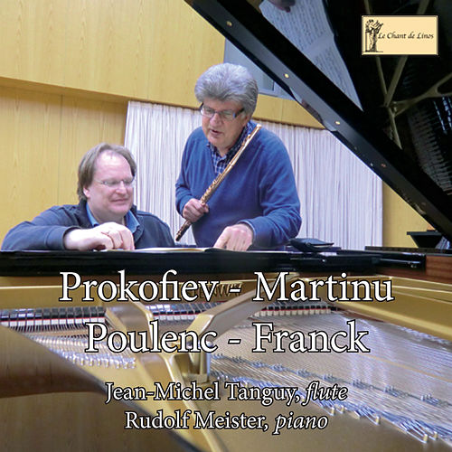 Play & Download Poulenc - Franck - Prokofiev - Martinu by Jean-Michel Tanguy | Napster
