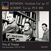 Beethoven & Schubert: Trios by Trio Di Trieste