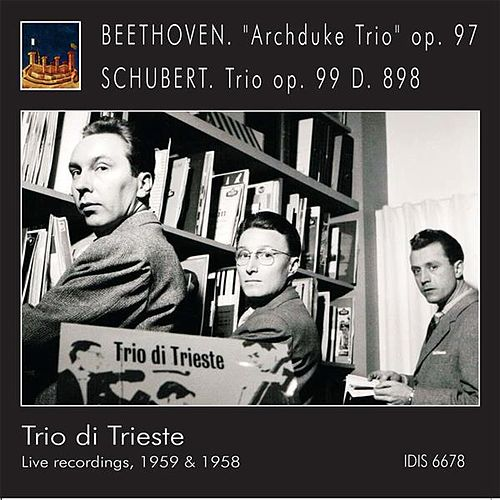 Play & Download Beethoven & Schubert: Trios by Trio Di Trieste | Napster