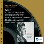 Play & Download Wolf: Lieder by Elisabeth Schwarzkopf | Napster