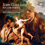 Galliard & Purcell: Pan and Syrinx & The Masque of Cupid and Bacchus von Various Artists