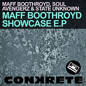 Maff Boothroyd Showcase - Single by Various Artists