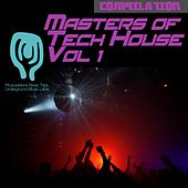 Masters of Tech House Vol 1 - EP by Various Artists