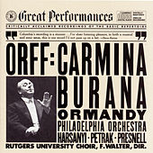 Play & Download Orff:  Carmina Burana by Carl Orff | Napster