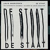 Play & Download De Staat by Louis Andriessen | Napster