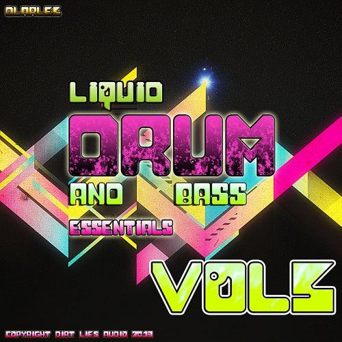 Liquid D&B Essentials 2013 Vol.5 - EP by Various Artists