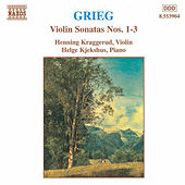 Play & Download Violin Sonatas by Edvard Grieg | Napster