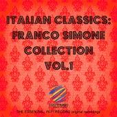 Italian Classics: Franco Simone Collection, Vol. 1 by Franco Simone