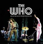 Live At The Isle Of Wight Festival 1970 by The Who