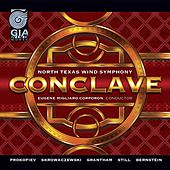 Play & Download Conclave by conductor Eugene Migliaro Corporon | Napster