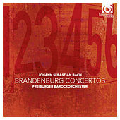 Play & Download J. S. Bach: Brandenburg Concertos by Freiburger Barockorchester | Napster