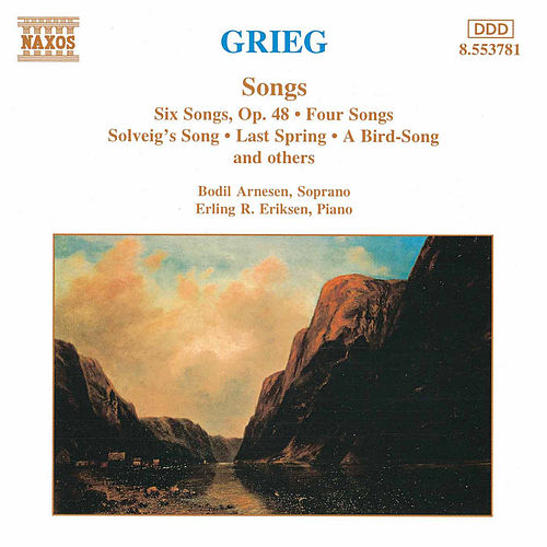 Play & Download Songs by Edvard Grieg | Napster