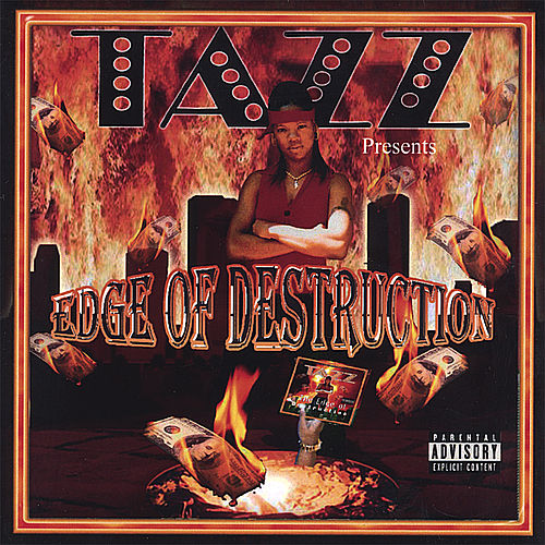 Play & Download Edge Of Destruction by Tazz | Napster