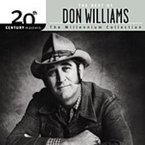 20th Century Masters: The Millennium Collection... by Don Williams