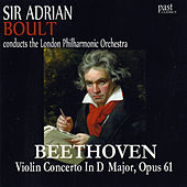 Violin Concerto in D major, Op. 61 by London Philharmonic Orchestra