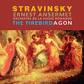 Stravinsky: The Firebird & Agon by Various Artists