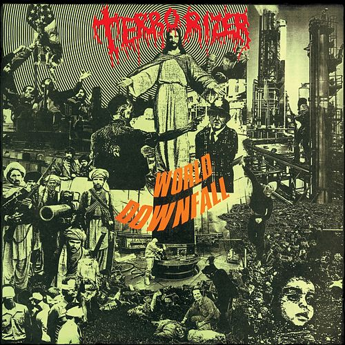 World Downfall (Full Dynamic Range Edition) by Terrorizer